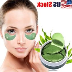 US 60Pc Collagen Eye Mask Under Eye Patch Gel Pad Anti-Wrink