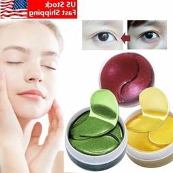 USA Collagen Gel Eye Mask Anti-Wrinkle Dark Circle Under Eye